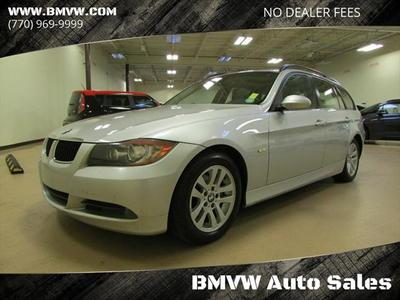 2007 BMW 328 i for sale VIN: WBAVS13557FX15695