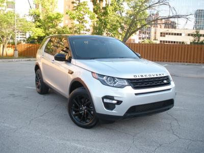 2016 Land Rover Discovery Sport HSE for sale VIN: SALCR2BG8GH596486