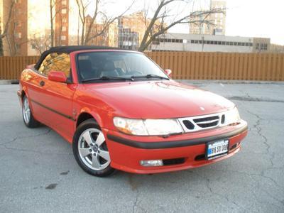 2002 Saab 9-3
