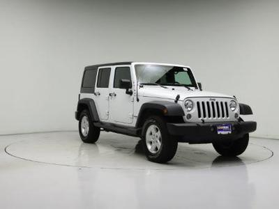 Jeep Wrangler Unlimited 2017 for Sale in Oklahoma City, OK