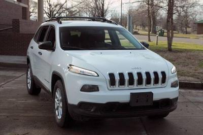 2016 Jeep Cherokee Sport for sale VIN: 1C4PJMAS9GW220909