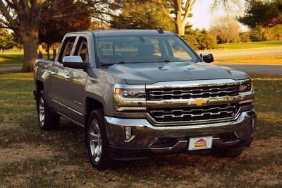 Chevrolet Silverado 1500 2017 for Sale in Terre Haute, IN