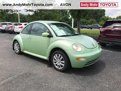 2001 Volkswagen New Beetle GL for sale VIN: 3VWBB21CX1M470202
