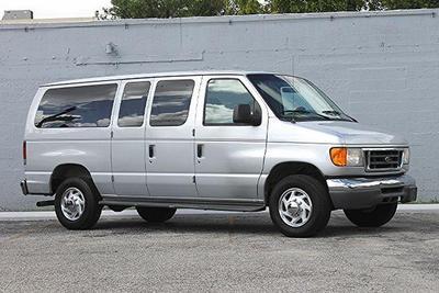 2006 Ford E350 Super Duty XLT Wagon for sale VIN: 1FBNE31L06DA04900