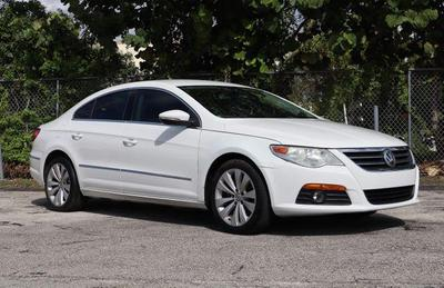 Volkswagen CC 2010 for Sale in Hollywood, FL