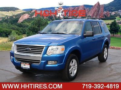 Ford Explorer 2010 a la venta en Colorado Springs, CO