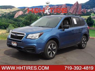 Subaru Forester 2017 a la venta en Colorado Springs, CO