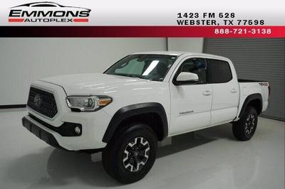 Toyota Tacoma 2018 for Sale in Webster, TX