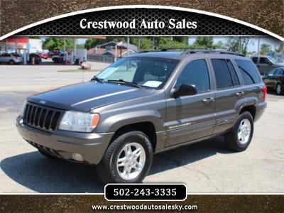 Jeep Grand Cherokee 2000 a la venta en Crestwood, KY