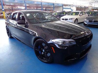 2013 BMW M5 Base for sale VIN: WBSFV9C59DD095947