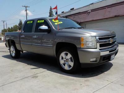 Chevrolet Silverado 1500 2009 for Sale in Corona, CA