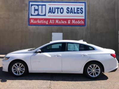 Chevrolet Malibu 2017 for Sale in Albuquerque, NM