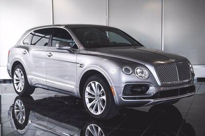 Bentley Bentayga 2018 for Sale in Bellevue, WA