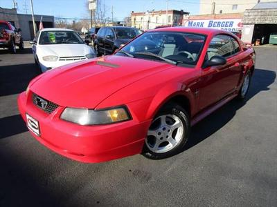 2002 Ford Mustang GT for sale VIN: 1FAFP40452F194613
