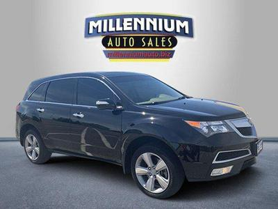2010 Acura MDX 3.7L for sale VIN: 2HNYD2H24AH509749