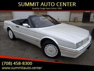 Cadillac Allante 1992 for Sale in Summit Argo, IL