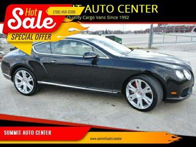 Bentley Continental GT 2013 for Sale in Summit Argo, IL