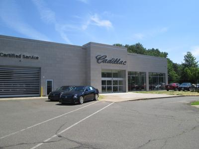 Volkswagen Jaguar Cadillac of Hartford Image 4