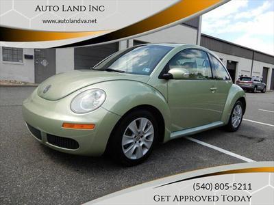 Volkswagen New Beetle 2008 for Sale in Fredericksburg, VA