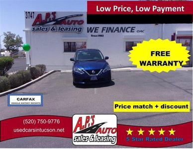 Nissan Sentra 2017 a la venta en Tucson, AZ