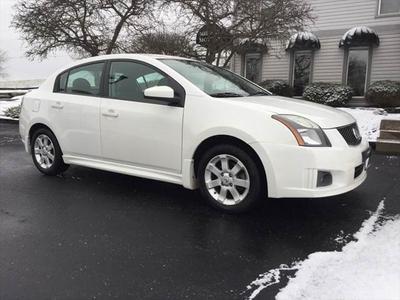 2010 Nissan Sentra 2.0 SR for sale VIN: 3N1AB6AP1AL727264