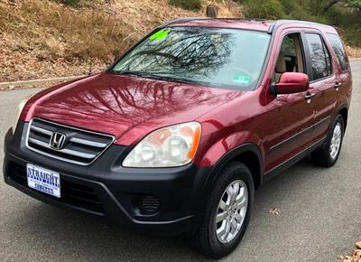 2006 Honda CR-V EX for sale VIN: JHLRD78846C042731