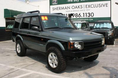 2004 Land Rover Discovery S image