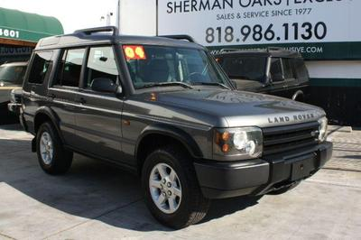 Land Rover Discovery 2004 for Sale in Sherman Oaks, CA