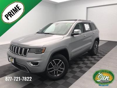 2019 Jeep Grand Cherokee Limited for sale VIN: 1C4RJFBG0KC627185