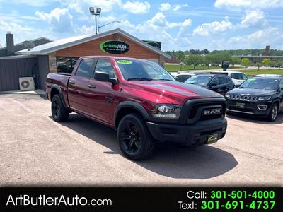 RAM 1500 Classic 2021 for Sale in Accident, MD