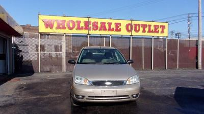 2006 Ford Focus ZX4 SE image