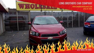 Chevrolet Sonic 2015 for Sale in Cleveland, OH