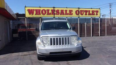 2008 Jeep Liberty Sport for sale VIN: 1J8GN28K08W179546