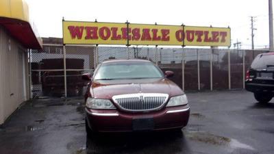 2003 Lincoln Town Car Executive for sale VIN: 1LNHM81W73Y636019