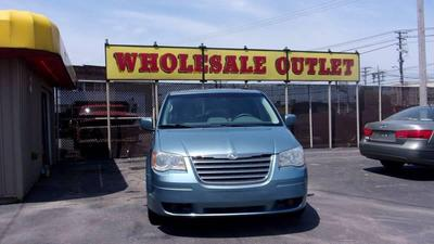 2009 Chrysler Town & Country Touring for sale VIN: 2A8HR54169R579242