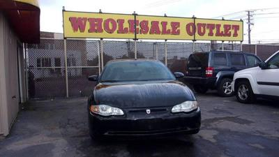 Chevrolet Monte Carlo 2004 for Sale in Cleveland, OH