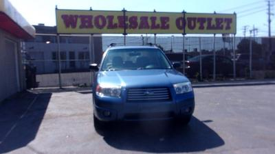 2008 Subaru Forester 2.5 X image