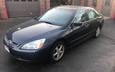 2005 Honda Accord EX-L for sale VIN: 1HGCM56735A026338