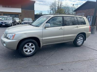 Toyota Highlander 2003 for Sale in Cuyahoga Falls, OH