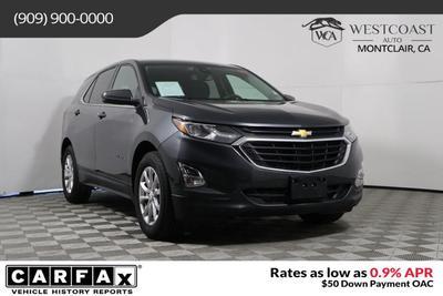 Chevrolet Equinox 2020 for Sale in Montclair, CA