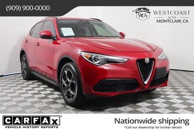 Alfa Romeo Stelvio 2018 for Sale in Montclair, CA