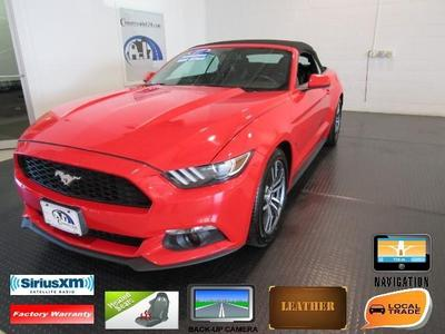 2017 Ford Mustang EcoBoost Premium for sale VIN: 1FATP8UH3H5307903