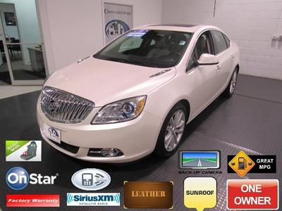 2016 Buick Verano Leather Group for sale VIN: 1G4PS5SKXG4123288