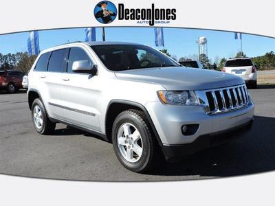 2012 Jeep Grand Cherokee Laredo for sale VIN: 1C4RJFAGXCC287319