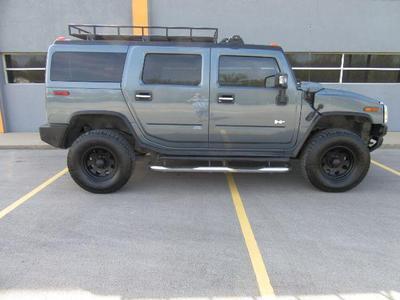2005 Hummer H2  for sale VIN: 5GRGN23U75H108875