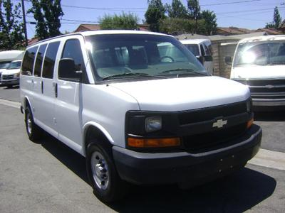 Chevrolet Express 2500 2008 for Sale in Corona, CA