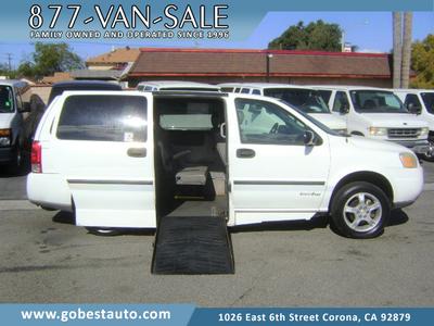 Chevrolet Uplander 2007 for Sale in Corona, CA