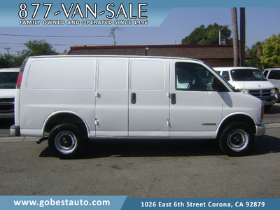 Chevrolet Express 2500 2002 for Sale in Corona, CA