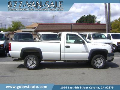 Chevrolet Silverado 2500 2007 for Sale in Corona, CA