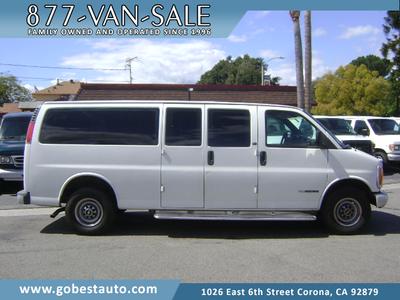 GMC Savana 3500 1997 for Sale in Corona, CA